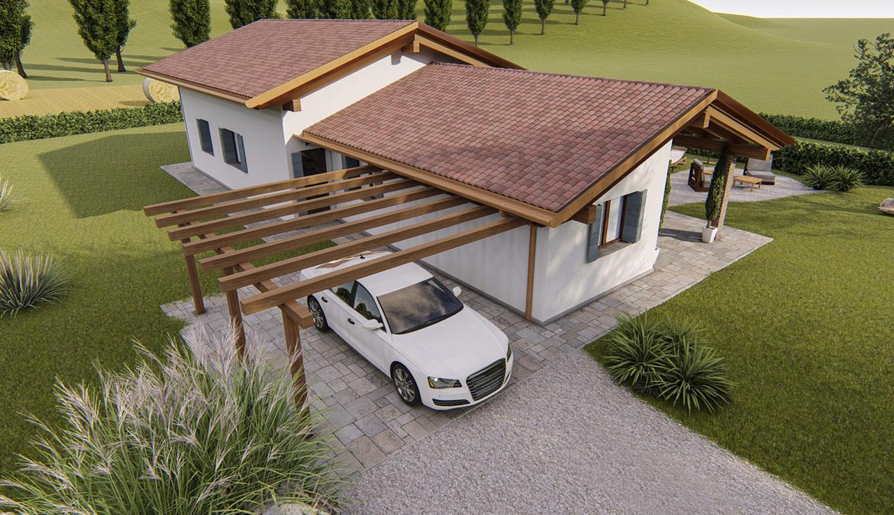 Quanto Costa Una Casa Prefabbricata Finita case prefabbricate in legno in friuli venezia giulia e